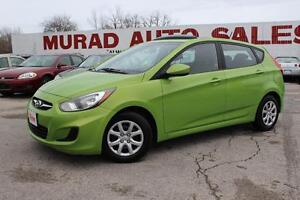 2012 Hyundai Accent Automatic !!