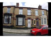 3 bedroom house in Burdett Street, Liverpool, L17 (3 bed)