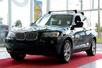 2012 BMW X3 xDrive28i CUIR FOGS 4X4