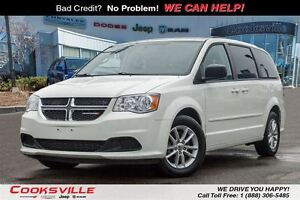 2013 Dodge Grand Caravan CREW, POWER DOORS/LIFTGATE
