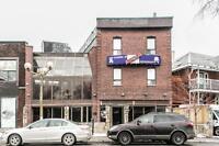 Grand local de 5200 pi ca ideal pour restaurant