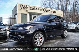 2016 Land Rover Range Rover Sport V8 Supercharged Financement 2.