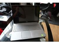 "15"" i7 Nvidia Gtx 750m touch screen Dell laptop"