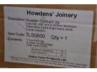 Howdens Unika 500 600 616 650 Contract Kitchen Worktop Joinery Router Jig