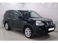 2009 Nissan X-Trail TEKNA 2.0 DCI Diesel 6 Speed Manual - Very High Spec