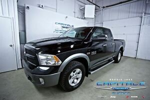 2013 Ram 1500 OUTDOORSMAN QUAD CAB