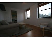 RESTALRIG Modern Warehouse Conversion - one bedroom, first floor FULLY FURNISHED with parking - EH7