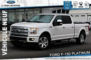 2017 Ford F-150 Platinum LF