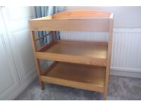East Coast Clara Baby Changing Table
