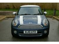 MINI COOPER D 1.6 BLUE with Chili pack. 37,000 miles