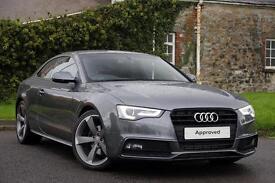 2012 Audi A5 2.0 diesel black edition