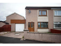A 2 bedroom semi-detached house available in Kintore