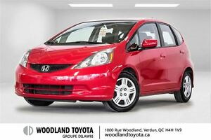 2013 Honda Fit LX 5AT/ LIQUIDATION DOIT PARTIR !