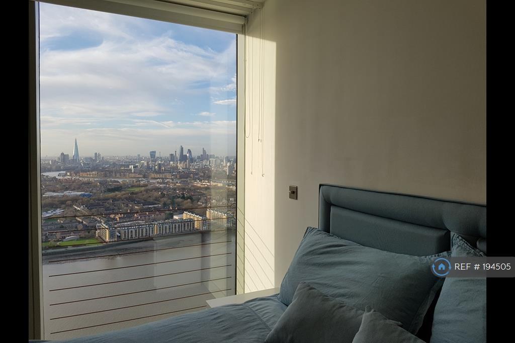 1 bedroom flat in Marsh Wall, London, E14 (1 bed)