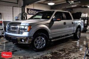 2013 Ford F-150 XLT XTR CREW! 4x4! 5.0L!