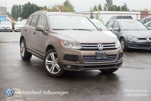 2014 Volkswagen Touareg 3.0L TDI HIGHLINE 8-SPD AUTOMATIC W/TIP