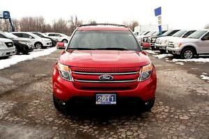 2011 Ford Explorer Limited CERTIFIED & E-TESTED!**WINTER SPECIAL