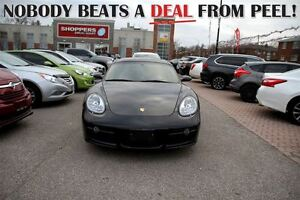 2008 Porsche Cayman S CERTIFIED & E-TESTED!**WINTER SPECIAL!** F