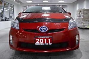 2011 Toyota Prius HYBRID, PWR GRP, ALLOYS, ACCIDENT TOYOTA PRO R