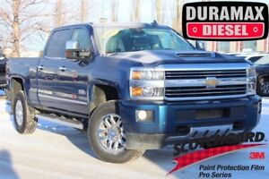 2017 Chevrolet SILVERADO 3500HD High Country| Sun| Nav| H/C Leat