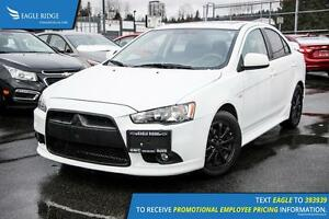 2012 Mitsubishi Lancer SE Sunroof and Heated Seats