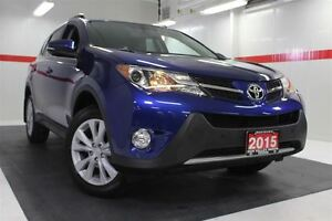 2015 Toyota RAV4 Limited AWD DON VALLEY NORTH ORIGINAL