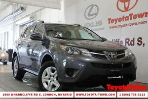 2014 Toyota RAV4 LE UPGRADE HEATED SEATS & BACKUP CAMERA