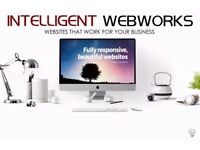 Custom Built Website for your Business STARTING @ £109