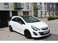 2014 VAUXHALL CORSA LIMITED EDITION WHITE 1.2 / full service history / BEST PRICE