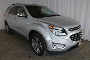2017 Chevrolet Equinox PREMIER AWD WITH LEATHER & MOONROOF
