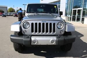 2014 Jeep Wrangler Unlimited Sahara *ONE OWNER* London Ontario image 5