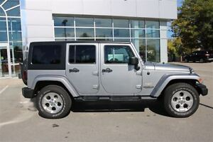 2014 Jeep Wrangler Unlimited Sahara *ONE OWNER* London Ontario image 4