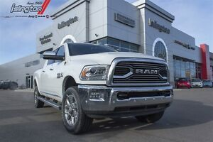 2017 Ram 3500 Limited - 4x4, 6.7L CUMMINS TURBO DIESEL I-6 **DEM