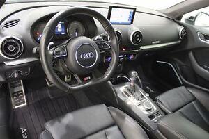 2015 Audi S3 2.0T Technik| Quattro|White| Leather|Nav|Local Regina Regina Area image 7