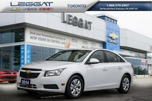 2014 Chevrolet Cruze 1LT PRICED TO SELL