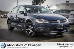 2013 Volkswagen Jetta Highline TDI - Locally Owned/ No Claims