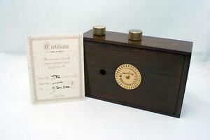 Zero Image Zero 2000 - Handmade Wooden Pinhole Camera (Provincewide)