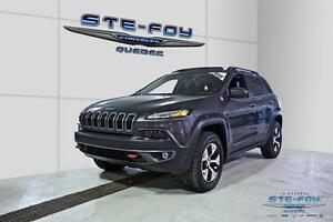 2015 Jeep Cherokee Trailhawk * Groupe temps froid* Toit ouvrant