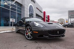 2011 Ferrari California **RARE**CALIFORNIA**F1 7 SPEED TRANS**ON
