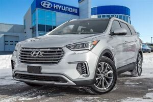 2017 Hyundai Santa Fe XL Luxury. LEATHER, PANO ROOF, BLUETOOTH