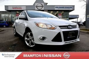2012 Ford Focus SEL *Heated seats, Alloys, Cruise*