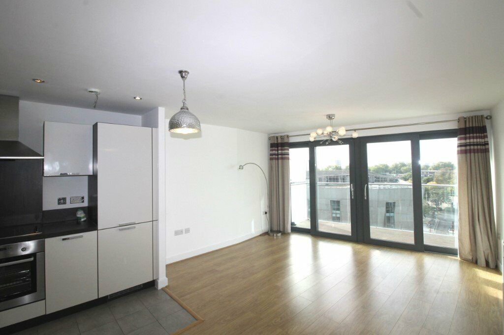 Modern 1 Bed Apartment in Maple Quays, offered furnished with gym & concierge - Call Now - MA
