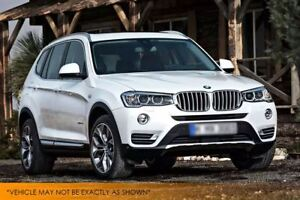 2017 BMW X3 xDrive35i, One Owner, Navigation, Pano Roof