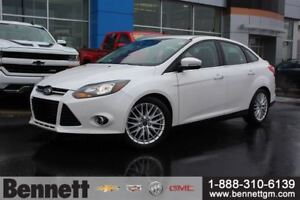 2014 Ford Focus Titanium - Leather, heated seats, sunroof