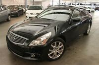 2012 Infiniti G37 SPORT 4D Sedan AWD VERSION `XS`