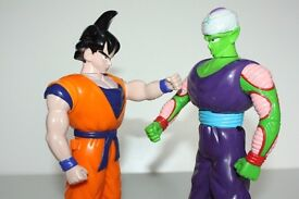 Dragon Ball Z Goku and Piccolo Walkie Talkie Action Figures