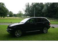 bmw x5 4.4 v8 converted from new to lpg(much improved fuel economy).