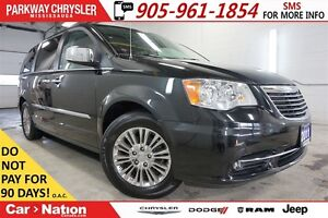 2011 Chrysler Town & Country LIMITED| NAV| PWR 3RD ROW STOW N GO