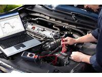 Car Electronic ECU Diagnostice Dtc DPF EGR Limp Mode Faults Dashboard Warning Lights