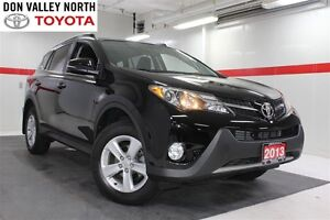 2013 Toyota RAV4 XLE Sunroof Btooth BU Camera Heated Seats Cruis